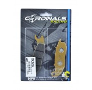 Cardinals Racing Replacement Front Brake Pads - Honda Wave 125