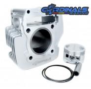 Cardinals Racing Big Bore Cylinder Kit - Yamaha T110 - 55mm (128cc)