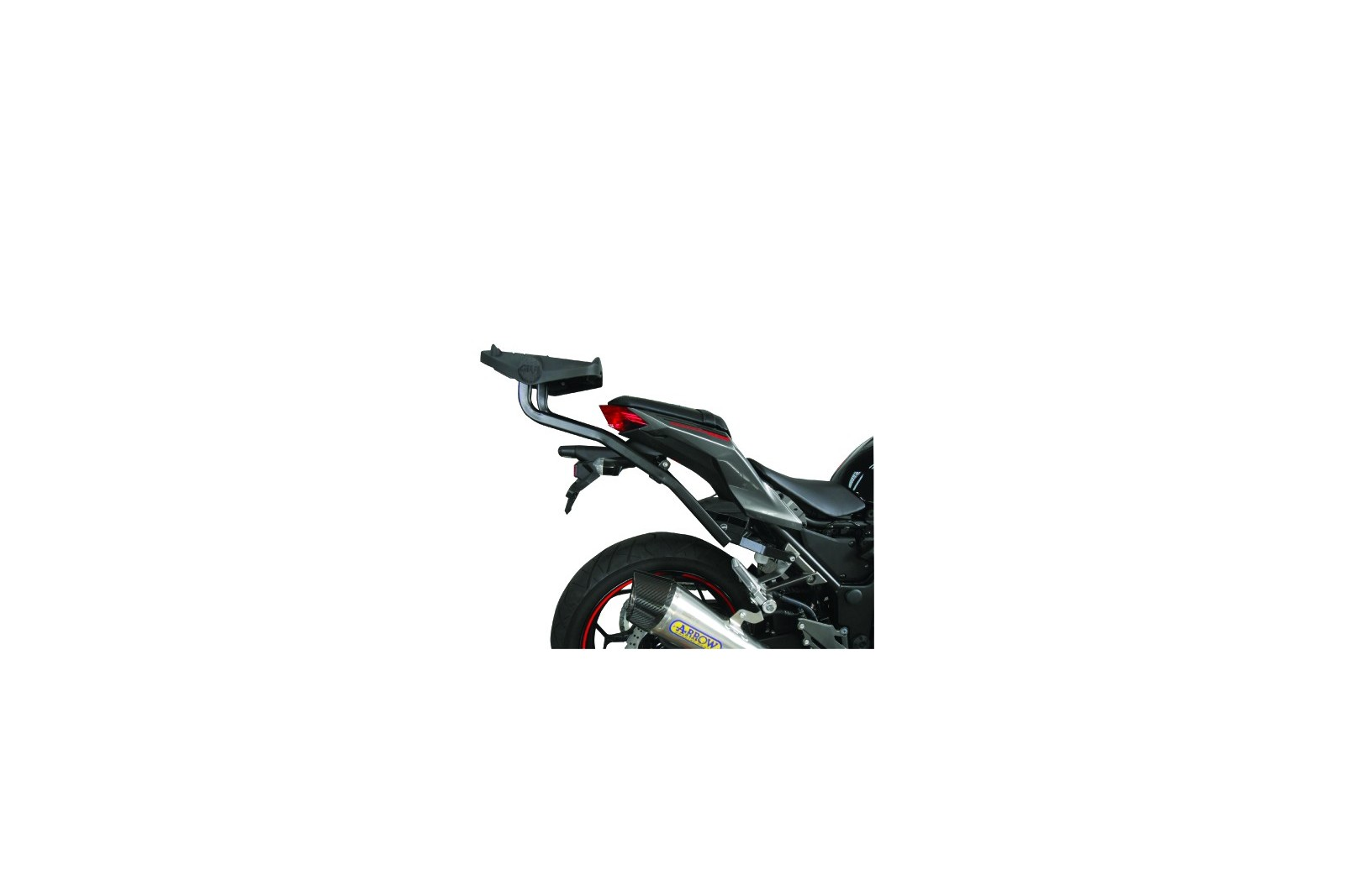Kawasaki Ninja Luggage Rack
