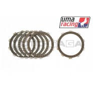 UMA Racing Friction Clutch Plates - Yamaha RXZ 135