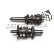 Espada Close Ratio Racing Gearbox - Yamaha RXZ 135