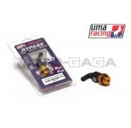 UMA Racing Crankcase Breather/Bypass Plug - Suzuki/Universal