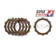 UMA Racing Friction Clutch Plates - Suzuki RGV 120