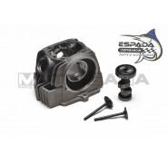 Espada Racing Cylinder Head - Honda Wave 100 (28in/24ex)