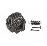 Espada Racing Cylinder Head - Kawasaki KSR 110 (27in/23ex)