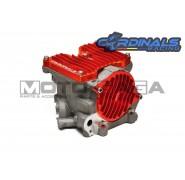 Cardinals Racing CNC Cylinder Head Valve Covers - Yamaha T135/T150