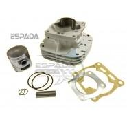 Espada Racing 61mm (160cc) Ceramic Big Bore Cylinder Kit - Yamaha Z125/125z