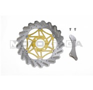 Honda Wave 110 300mm Front Brake Disc Rotor Kit