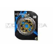 Cardinals Racing 300mm Big Front Brake Disc - Honda Wave 125