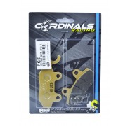 Cardinals Racing Replacement Front Brake Pads - Suzuki RGV120
