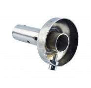 Cardinals Racing Stainless Steel Exhaust Silencer