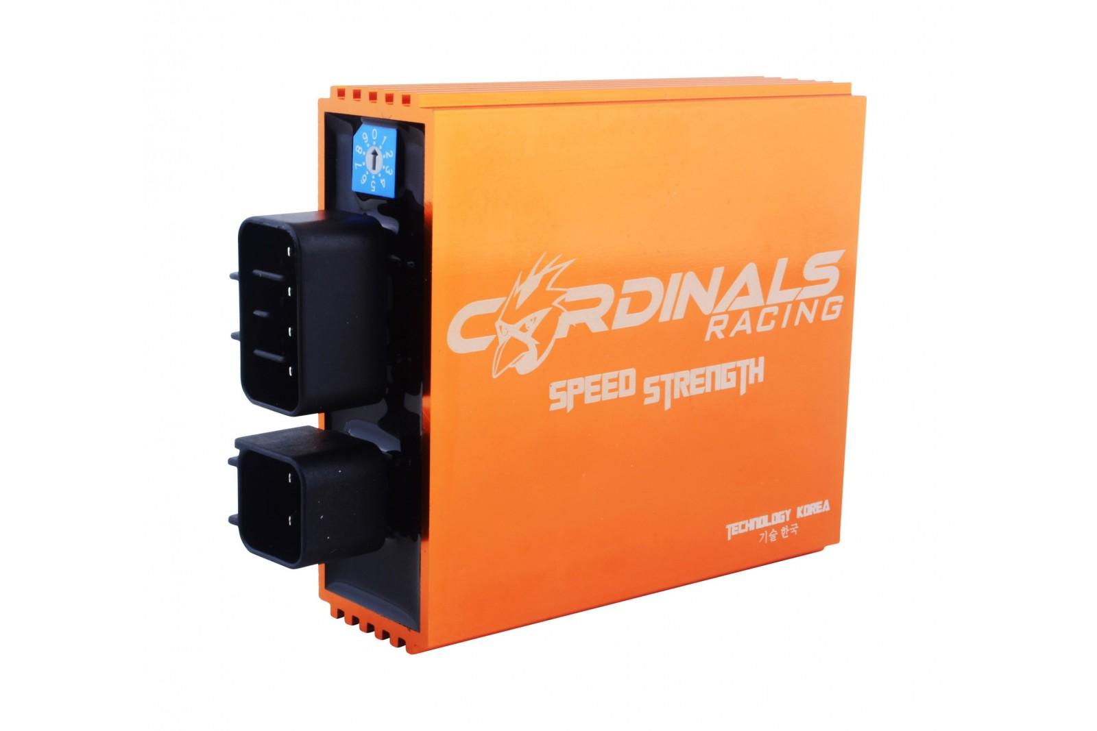 Cardinals Racing Adjustable Performance CDi - Yamaha LC135/Jupiter  MX/Crypton X/Spark/Exciter/sniper/T135 (5-speed manual)