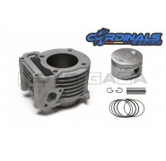 Cardinals Racing Ceramic Big Bore Cylinder Kit - Yamaha Mio - 63mm (180cc)