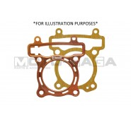Copper Cylinder Head Gasket - Honda Cub C100 Dream/Wave 100