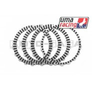 UMA Racing Friction Clutch Plates - Yamaha T135 4 Speed