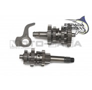 Espada Close Ratio Racing Gearbox - Honda Wave 125