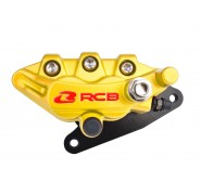 Racing Boy S-Series 2 Piston Brake Caliper - Yamaha T110