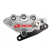 Racing Boy S-Series 2 Piston Brake Caliper - Yamaha T115