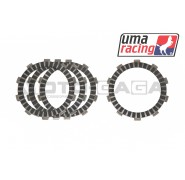 UMA Racing Friction Clutch Plates - Yamaha R25/R3