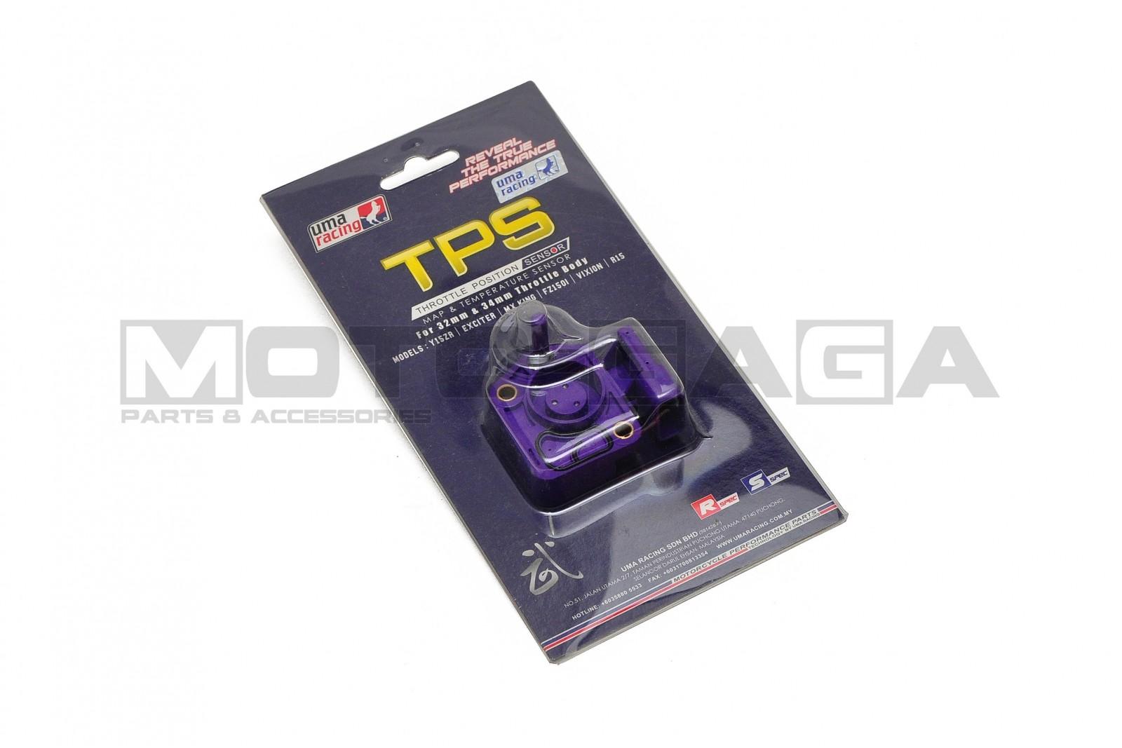 UMA Racing TPS sensor for Yamaha (2014-) Throttle Body (YZF-R15/Fz150i  Vixion/Y15ZR/Jupiter MX King T150)
