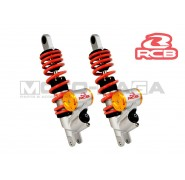 Racing Boy 320/330mm SB3 Dual Scooter Shock Absorbers - Universal/Honda/Yamaha