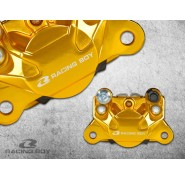 Racing Boy Forged 2 Piston Brake Caliper