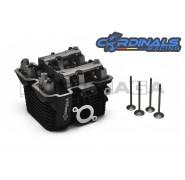 Cardinals Racing Cylinder Head Kit (24In/22Ex) - Suzuki Raider 150r/FX125