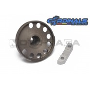 Cardinals Racing Lightweight Magneto Flywheel - Yamaha T110