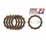 UMA Racing Friction Clutch Plates - Suzuki Raider 150