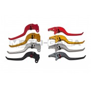 Racing Boy E-Series Brake/Clutch Levers - Yamaha T135