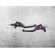 Racing Boy S1  Brake/Clutch Levers - Suzuki Raider 150r