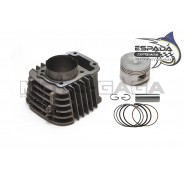 Espada Racing 53mm (123cc) Big Bore Cylinder Kit - Honda Wave 110