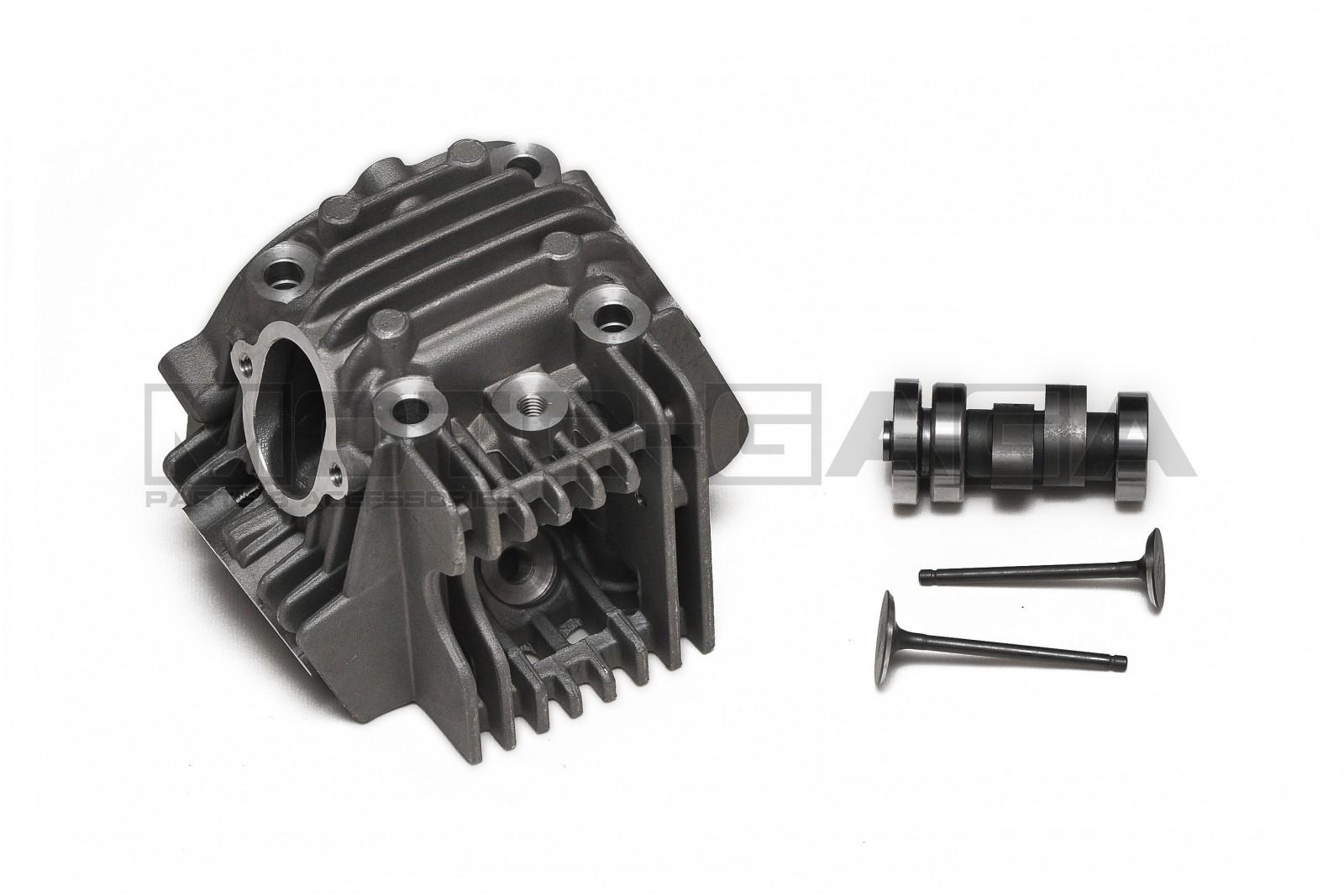 Espada Racing Cylinder Head - Kawasaki Joy/Kaze/ Modenas Kriss 110/120/125  (27in/23ex)
