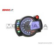 Koso RX2N Universal Speedometer Gauge