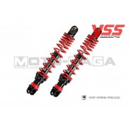 YSS DTG Dual Scooter Shock Absorbers (315mm) - Universal/Honda/Yamaha