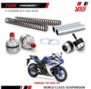 YSS Front Suspension Upgrade Kit - Yamaha R25/R3