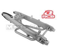Racing Boy V2 Aluminum Swingarm (W/brace) - Yamaha T150