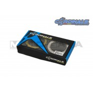 Cardinals Racing Clutch Pads W/Aluminum Friction Plates - Yamaha T150/Fz150i Vixion