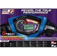 UMA Racing Custom Speedometer Assembly - Yamaha T150
