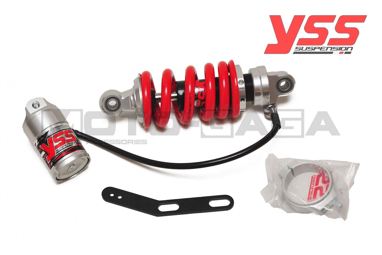 YSS Shock Absorber (MO-210mm) - Yamaha T150