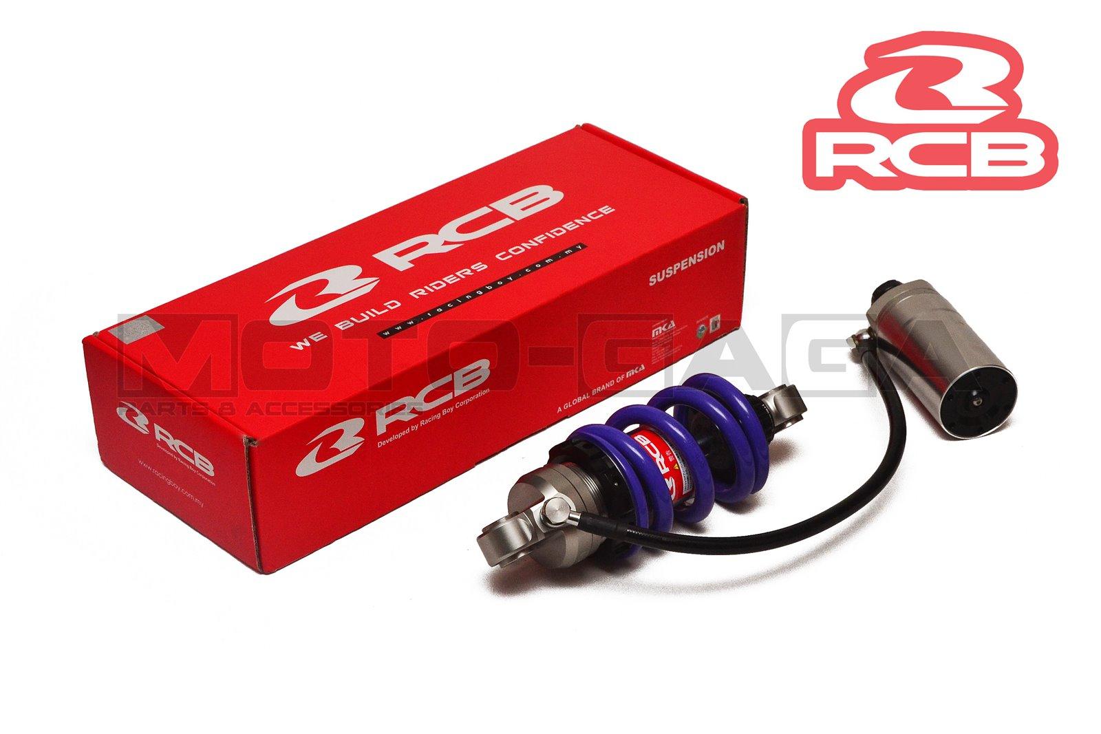 Racing Boy DB2 Adjustable Monoshock Absorber - Honda RS150R/Winner/Supra/Sonic