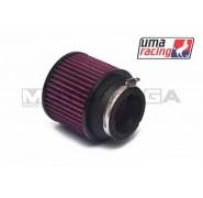 UMA Racing Universal Max Flow Air filter (50,55mm)