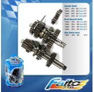 Faito Close Ratio Racing Gearbox - Wave 125