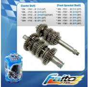 Faito Close Ratio Racing Gearbox - Yamaha Z125/125z