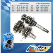 Faito Close Ratio Racing Gearbox - Kawasaki KSR 110