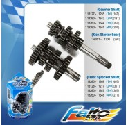 Faito Close Ratio Racing Gearbox - Modenas Kriss