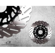Racing Boy 300mm Floating Aluminum Front Rotor (R297) - Yamaha Crypton T110/T115/T135/Z125