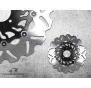 Racing Boy 300mm Floating Aluminum Front Rotor (R298) - Yamaha Crypton T110/T115/T135/Z125