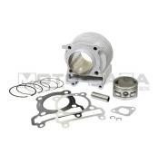 UMA Racing 155cc Big Bore Cylinder Kit - Yamaha Scooters