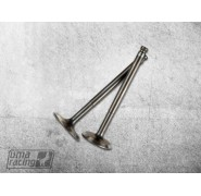 UMA Racing 23/20 Stelite Valves - Honda Cub C100/ Dream/ Wave 100